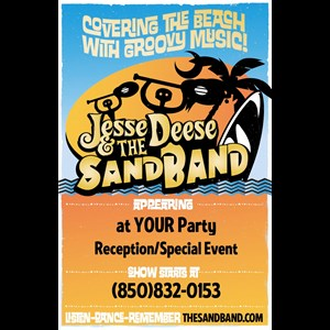 Tallahassee Variety Band | Jesse Deese & The Sand Band