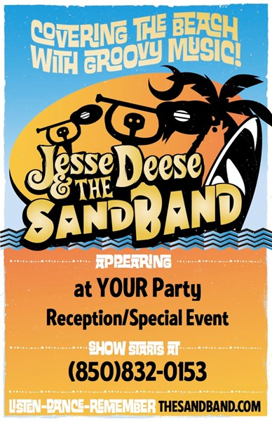 Jesse Deese & The Sand Band - Beach Band - Panama City Beach, FL