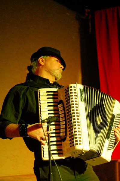 """Zio"" Tom Michael Angelo - Accordion Player - Scottsdale, AZ"