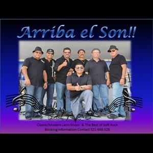 Gainesville Latin Band | ArribaElSon!