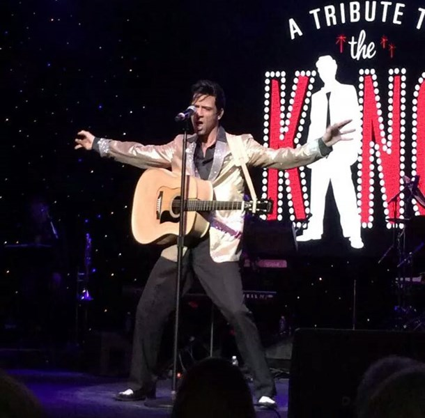Elvis the Illusion - Elvis Impersonator - Little Rock, AR