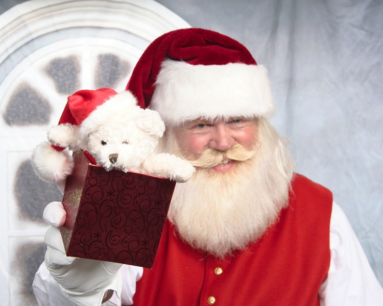 Santa Mark Larson - Santa Claus - Beaverton, OR