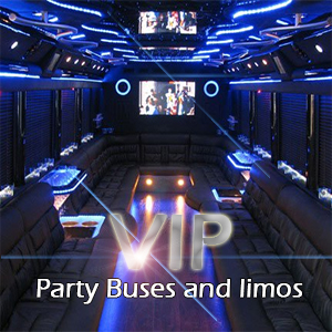 Party Bus Rental Toronto - Party Bus - Toronto, ON