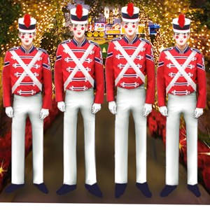 San Diego, CA Christmas Caroler | Singing Toy Soldiers