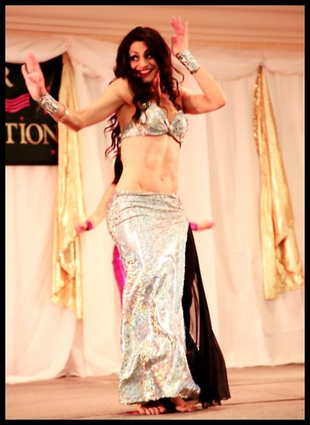 Shea Buttr - Belly Dancer - Marina del Rey, CA