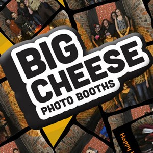 Donna Photo Booth | Big Cheese dot Rocks
