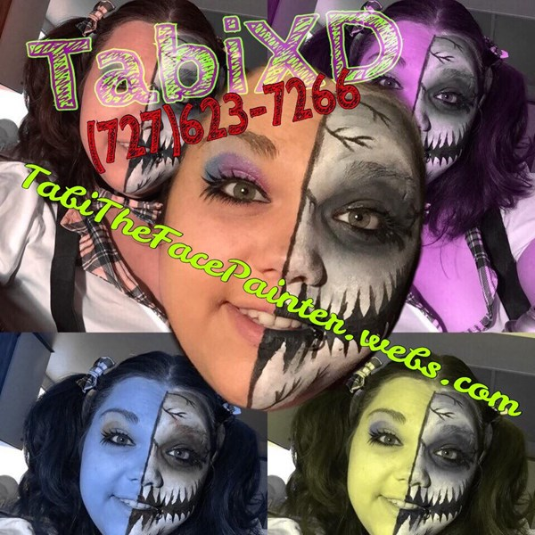 TabiXD - Face Painter - St Petersburg, FL