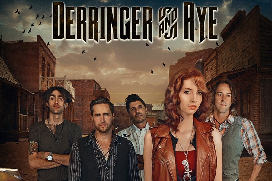 Derringer & Rye - Country Band - Chicago, IL