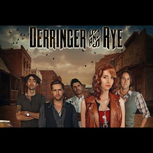 Golf Country Band | Derringer & Rye