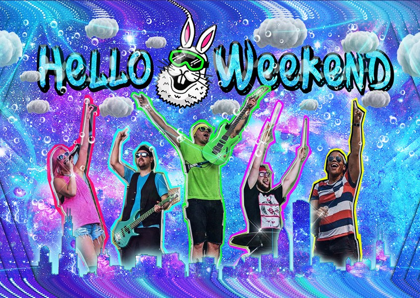 Hello Weekend - Cover Band - Chicago, IL