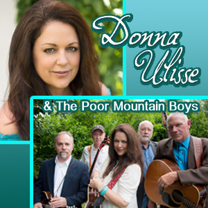 Donna Ulisse & The Poor Mountain Boys - Bluegrass Band - Nashville, TN