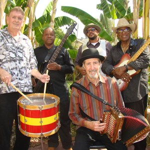 Santa Ana Zydeco Band | Dennis G & The Zydeco Trail Riderz
