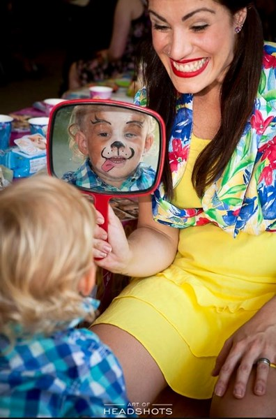 Gina Boyd Face Painting - Face Painter - Vancouver, BC