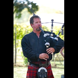 Richland Center Bagpiper | Spivey Bagpiping