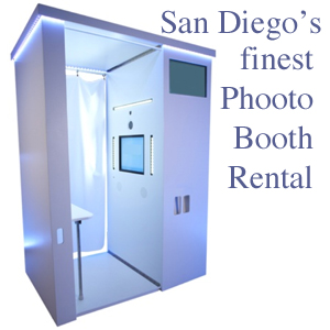 Event Booth Rentals - Photo Booth - San Diego, CA