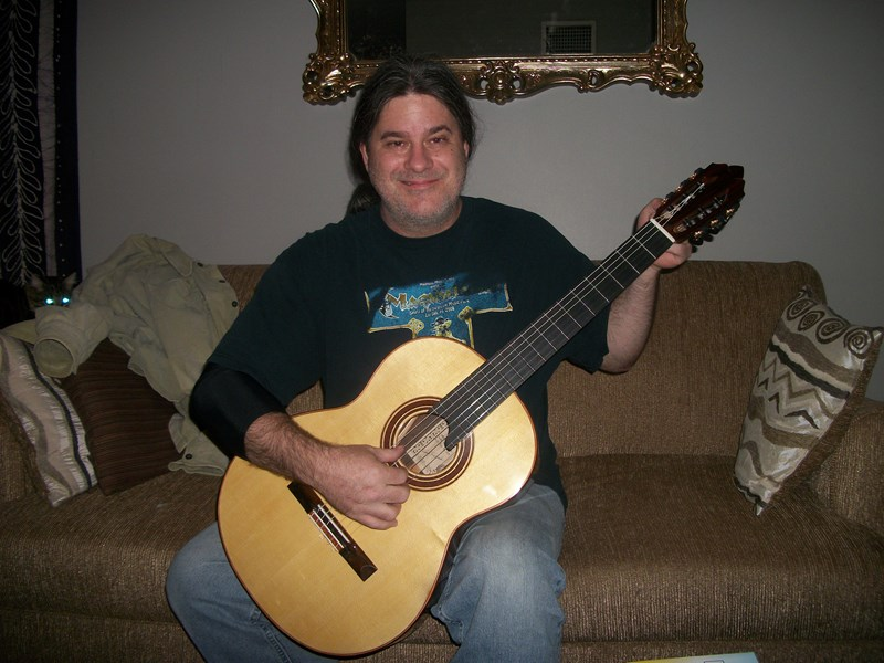 Rick Lawrence - Classical Guitarist - Stone Mountain, GA