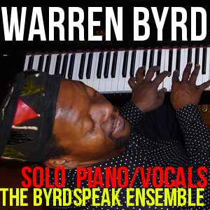 Warren Byrd - Jazz Pianist - Hartford, CT