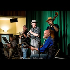 Buffalo Ballroom Dance Music Band | Hot Club of Buffalo