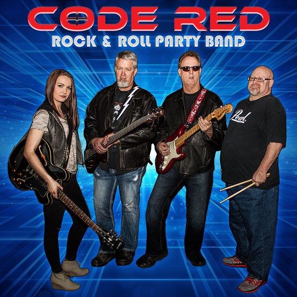 CODE RED - Show Band - Eugene, OR