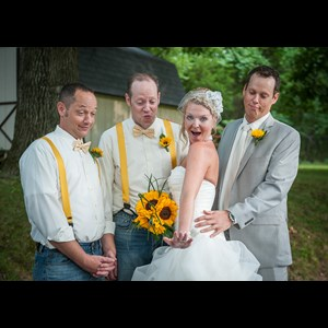 Magazine Wedding Videographer | Spark Event Productions