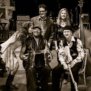 California Zydeco Band | CZ & the Bon Vivants