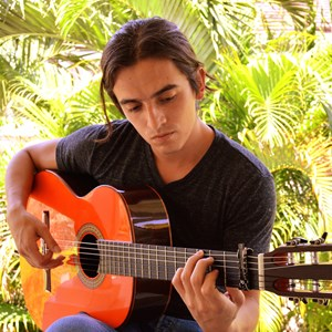 Savannah Flamenco Guitarist | Rodrigo Valdez
