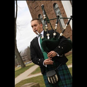 University of Richmond Bagpiper | Cory Gillette