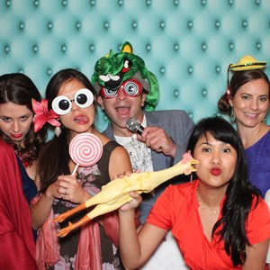 Columbus Photo Booth | Blue Trunk Photo Booth