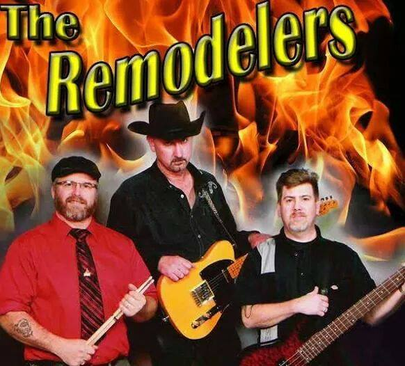 The Remodelers - Cover Band - Inyokern, CA
