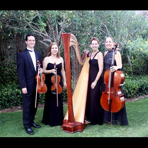 Fort Pierce Chamber Music Trio | The Elegant Harp: Esther & AnnaLisa Underhay