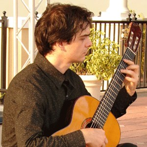 St Petersburg Classical Guitarist | Christopher Santucci