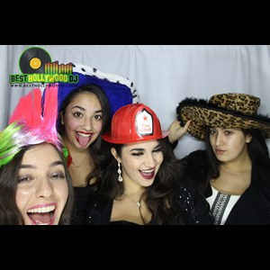 Montebello Photo Booth | Best Hollywood Photo Booths