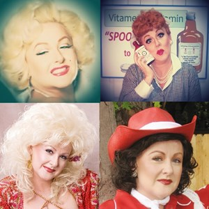 Colorado Marilyn Monroe Impersonator | Rhonda Medina