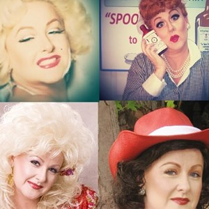 Dallas, TX Marilyn Monroe Impersonator | Rhonda Medina