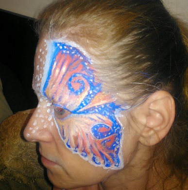 Chrissy Kenner's Face Painting - Face Painter - Cochranville, PA