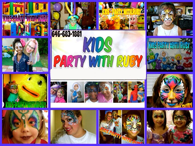 KIDS PARTY WITH RUBY - Face Painter - Glendale, NY