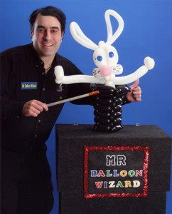 West Minot Motivational Speaker | Steve Klein/Mr. Balloon Wizard