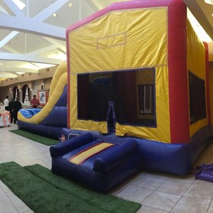 Lyndhurst Party Inflatables | FUNSTER ENTERTAINMENT