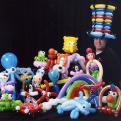 Milton Balloon Twister | Mr. Balloon Wizard