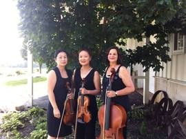 New Lisbon Classical Quartet | Dolce DaVita Strings, LLC