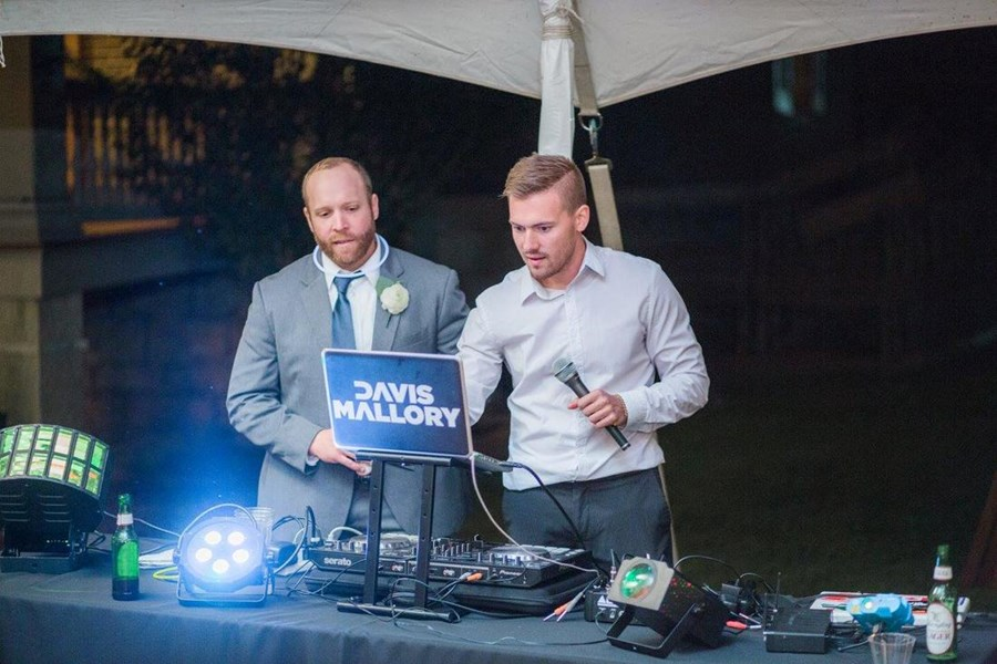 Nashville Elite Wedding & Party DJs, Davis Mallory - DJ - Nashville, TN