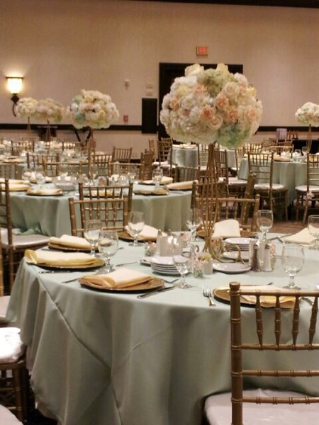 Daniella's Affordable Linens - Party Tent Rentals - Fullerton, CA