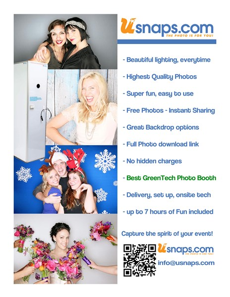 USnaps - Photo Booth - Denver, CO