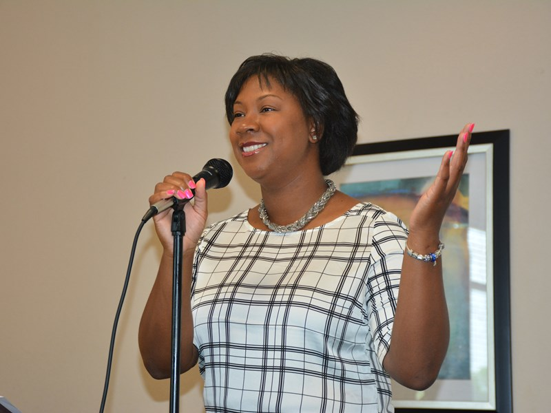 Kedra Banning - Motivational Speaker - Atlanta, GA