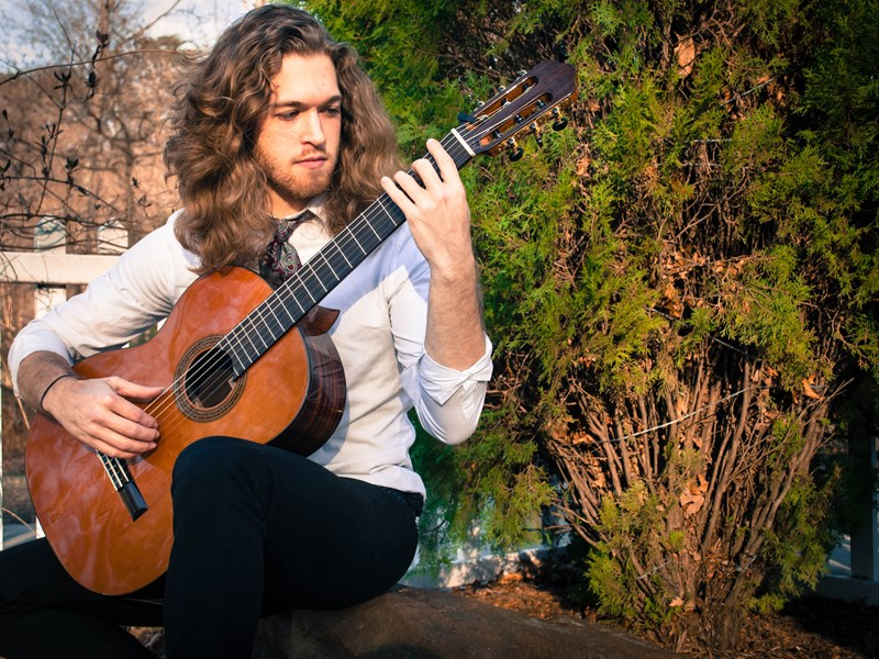 Alex Barnett Classical Guitar - Classical Guitarist - Ellicott City, MD