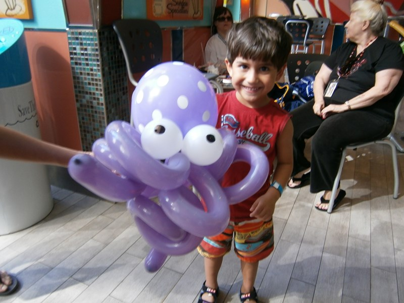 Fabulous Faces - Balloon Art - Balloon Twister - Philadelphia, PA