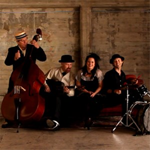 Mount Hamilton 20s Band | Parlor Tricks