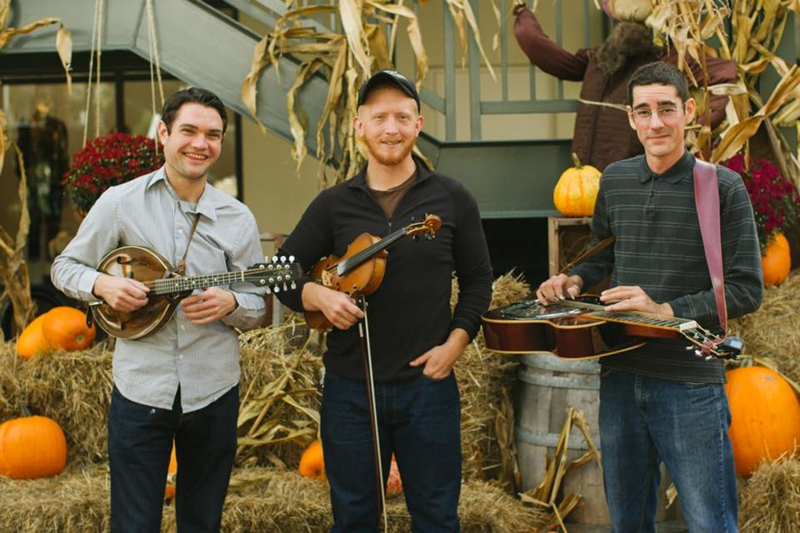The South Hills BLuegrass Band - Bluegrass Band - Eugene, OR