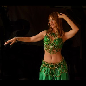 Limeport Belly Dancer | Raine Raqs