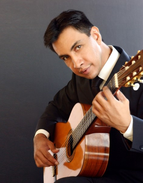 "Gustavo Pimentel ""The Guitarist"" - Classical Guitarist - Albuquerque, NM"